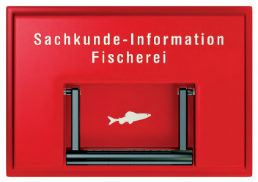 Cover Sachkunde-Information Fischerei. 2008 Flyer.