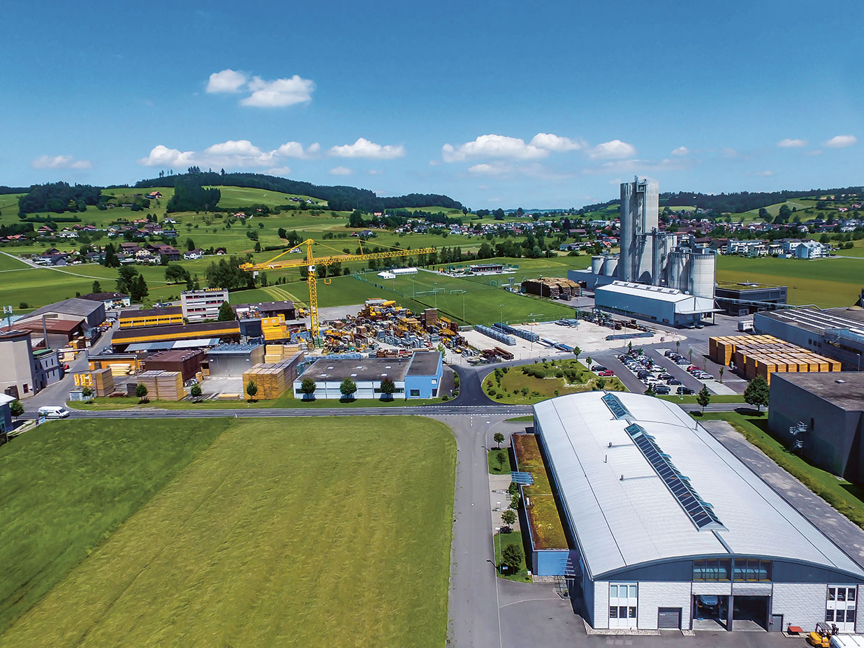 Buttisholz Industrie