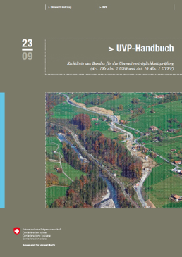Cover UVP-Handbuch