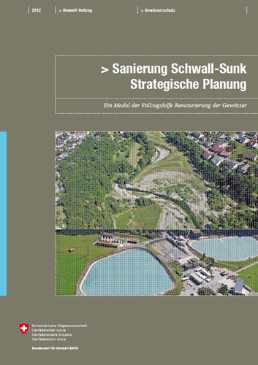 Cover Sanierung Schwall/Sunk – Strategische Planung