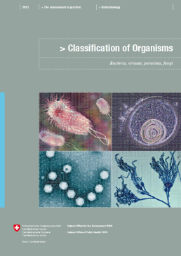 Cover Classification of Organisms