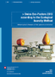 Cover Swiss Eco-Factors 2013 according to the Ecological Scarcity Method