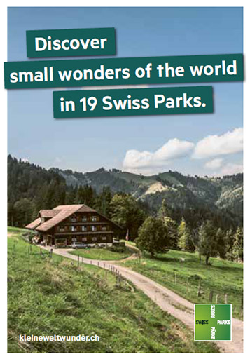 Cover The Swiss Parks