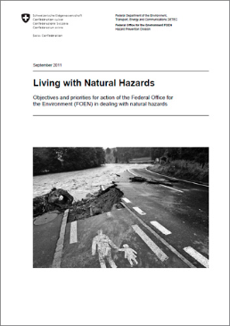 Cover Living with Natural Hazards