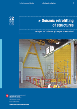 Cover Seismic retrofitting of structures