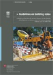 Cover Guidelines on building noise. Guidelines on structural and operative measures for the limitation of building noise according to arti cle 6 of the noise abatement ordinance of 15 december 1986. Version revised 24 march 2006. 23 p.