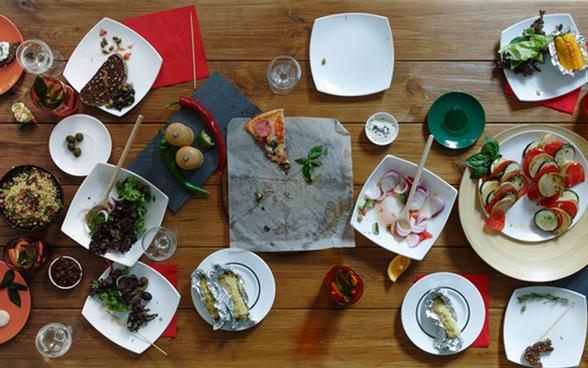 Food waste in Switzerland