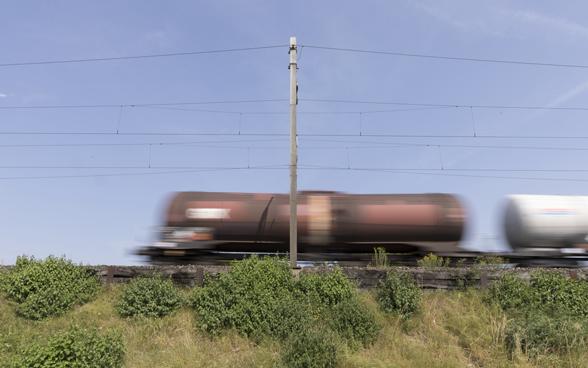Des mesures pour accroître davantage encore la sécurité des transports de chlore