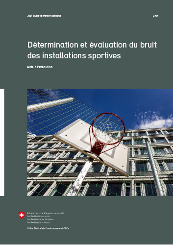 Cover Bruit des installations sportives