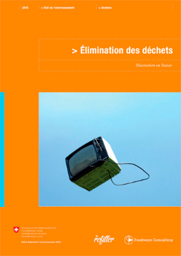 Cover Elimination des dechets
