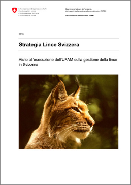 Cover Strategia Lince Svizzera